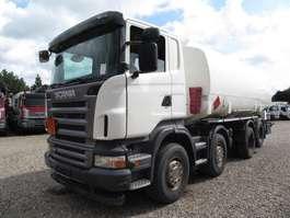 cisternové vozidlo Scania R480 8x2 23.800 l. ADR Tank, Euro 4 2020