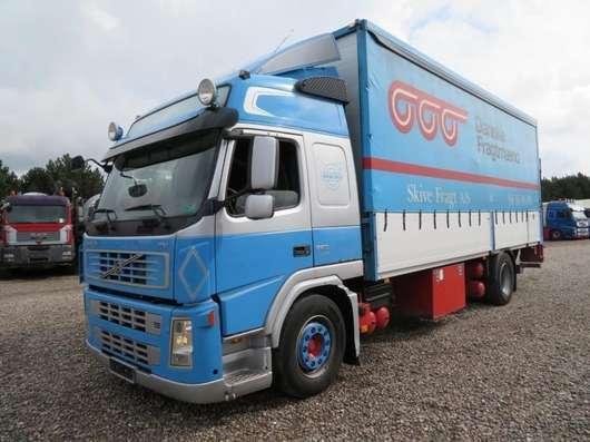 tilt truck Volvo FM360 4x2 Globetrotter Euro 4 2020