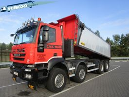 tipper truck > 7.5 t Iveco Trakker Manual 2012