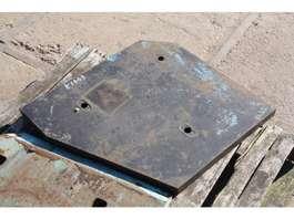 other equipment part Terex-Pegson 11650 Lower cheek plate LH 2020