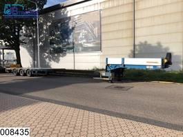 lowloader semi trailer Faymonville Lowbed 56500 KG, 5,48 mtr Extendable, Lowbed, semie,  B 2,54 2008