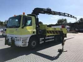 crane truck DAF CF 75 - 250 2005