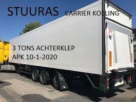 naczepa chłodnia Schmitz Cargobull KOELER 2011