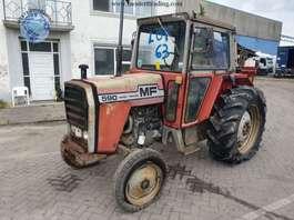 farm tractor Massey Ferguson 590 MF 590 1977