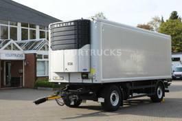 refrigerated trailer Ackermann Carrier Maxima 1000/ Strom/ Rolltor/ LBW 2012