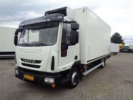refrigerated truck Iveco EUROCARGO 75E18 + CARRIER + EURO 5 2010