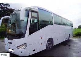 tourist bus Scania Irizar K124 4x2 Bus 47 seats. Low km! WATCH VIDEO 2006