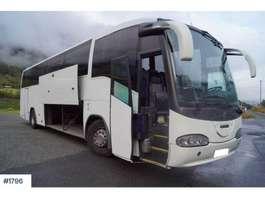 tourist bus Scania Irizar K124 4x2 bus 55 seats 2000