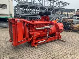 generador MWM 440 KVA Strromdraaier