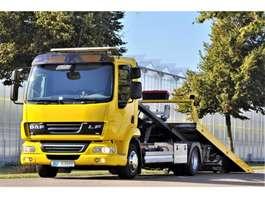 camião reboque de recuperação DAF LF45 4x2 BL Jigé 2012