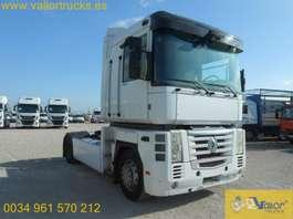 car transporter truck Renault Tractora 2007