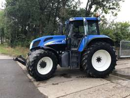 farm tractor New Holland New Holland TVT135