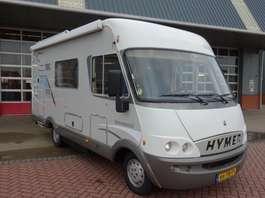 autocaravana Hymer B 584  2.8D 128PK Intergraalcamper Airco in perfecte staat 2004
