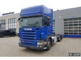 автошасси изменяемой конфигурации Scania R420 Topline, Euro 5, Manual  Gearbox - retarder, Intarder 2009