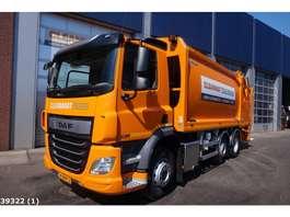 garbage truck DAF FAG CF 340 2019
