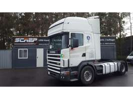 Тягачи стандарт Scania 144L 530 - Manual - Retarder 2000