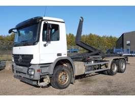 camion conteneur Mercedes Benz 3336 K - 6x4 - 126.467 Km - EURO 4 2008