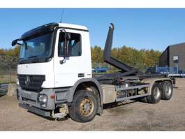 camion portacontainer Mercedes Benz 3336 K - 6x4 - 126.467 Km - EURO 4 2008