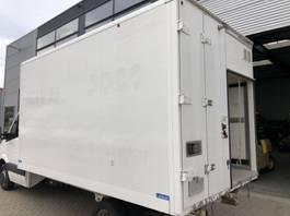 Otros pieza de vcl furgonetas Mercedes Benz sprinter dub lucht lange wb 2014