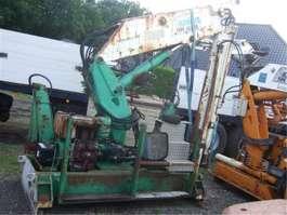 Braço de grua peça para camião Kennis R20F2