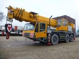 all terrain cranes Demag AC 150 1997