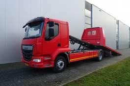 camion di traino-recupero DAF LF250 16t. 4X2 MONZA RESCUE TRUCK WINCH EURO 6 2016