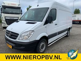 closed lcv Mercedes-Benz sprinter 310cdi l2h2 automaat 2010