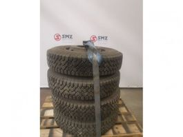 tyres truck part Continental Occ Band 8.5r17.5 continental + velg
