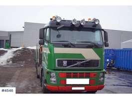 camion grue Volvo FH520 Kran og kombi/trekkvogn 2008
