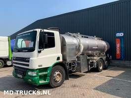 cisternové vozidlo DAF CF 75 310 manual 6x2 INOX 2005