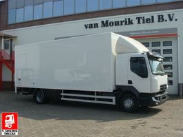 closed box truck > 7.5 t Renault D 250 MED  EURO 6  14 TON 2020