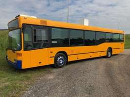 city bus Mercedes Benz Snackbus / Foodtruck 1996