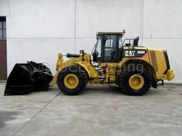 wheel loader Caterpillar 966K 2013
