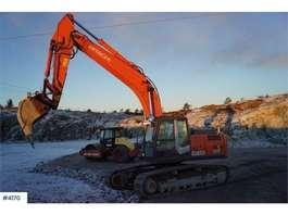 crawler excavator Hitachi ZX280LC-3 Beltegraver med GPS SE VIDEO 2009