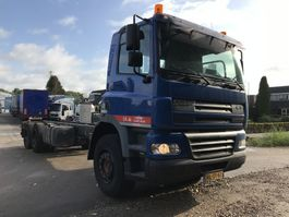 chassis cab truck DAF 85CF 6X2 MANUAL HOLLAND 2002