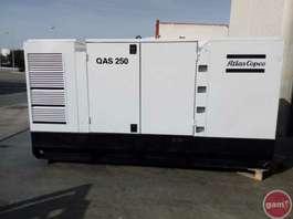 agregat prądotwórczy standardowy Atlas Copco QAS250/P 2005