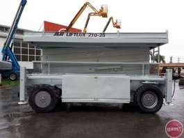 plataforma elevatórias de tesoura de rastos JLG SL 210-25 D4WDSP 2003