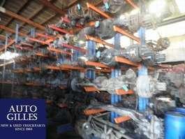 Sac de transport pièce détachée camion Mercedes Benz Actros-Atego verschiedene 2003