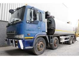 postřikovač živice nákladní vozidlo Hino 700FY 8x4 tarspreader 2003
