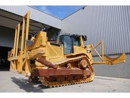 posatubi Caterpillar D8T Pipe carrier 2011