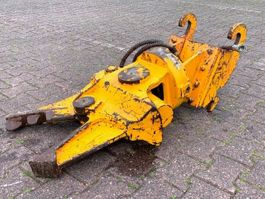 hydraulic shear JCB RC4 | 275KG | 3 ~ 7 T | Crusher | Abbruchschere 2015