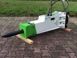 crusher and hammer attachment HYDRARAM XG-6s | 600KG | 7 ~ 14t. | CW10 2014