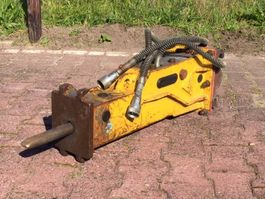 crusher and hammer attachment Hydraram FX-10 | CW00 | Sloophamer | 100KG 2013