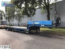 lowloader semi trailer Faymonville Lowbed 56500 KG, B 2,54, Lowbed 2006