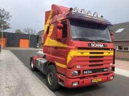 Тягачи стандарт Scania 143 V8 NL truck  Streamline !!!! 1996