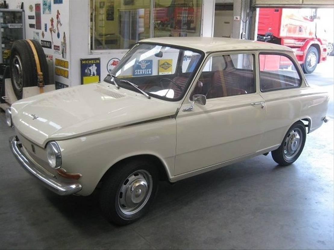 coupé car DAF 44 44 1969