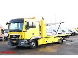 Abschlepp-LKW MAN TGL 12.250 De Groot DGT6002ST 2X Lier Bril Navi Doppelstock Euro 6 2013