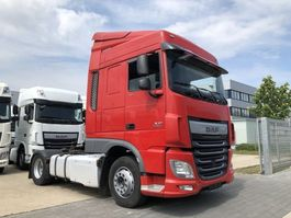 cab over engine DAF XF106.510 Space Cab, 2 Tanks, TOP 2015