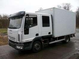camião de caixa fechada Iveco EUROCARGO 80E18 DOKA- 177300 KM- SERVICE 2006