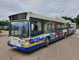 articulated bus Mercedes Benz O405 GNV 2T3 2000